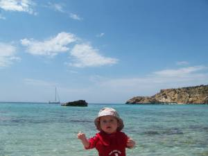 Mr Baby in Ibiza