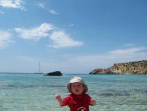 Mr Baby in Ibiza