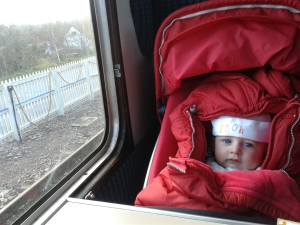 All aboard the Strathspey Steam Railway