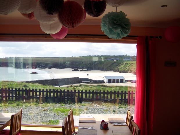 Sonas Cafe, Port of Ness