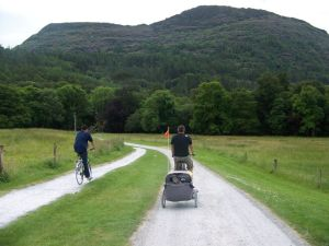 Cycling in Killarney