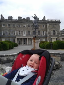 Mr Baby at Carton House