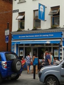Famous Killarney Ice-cream Parlour