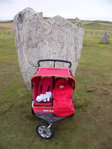 Lewis' Callanish Stone Circle