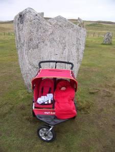 Lewis' Callanish Stone Circle