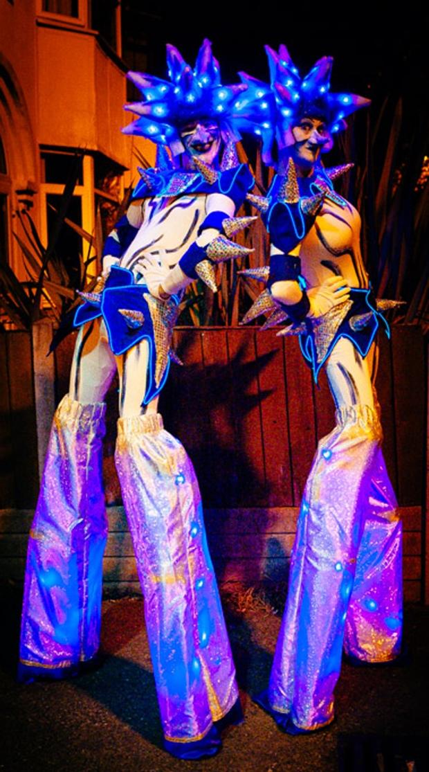 Artemis - Jacks of Frost illuminated 2