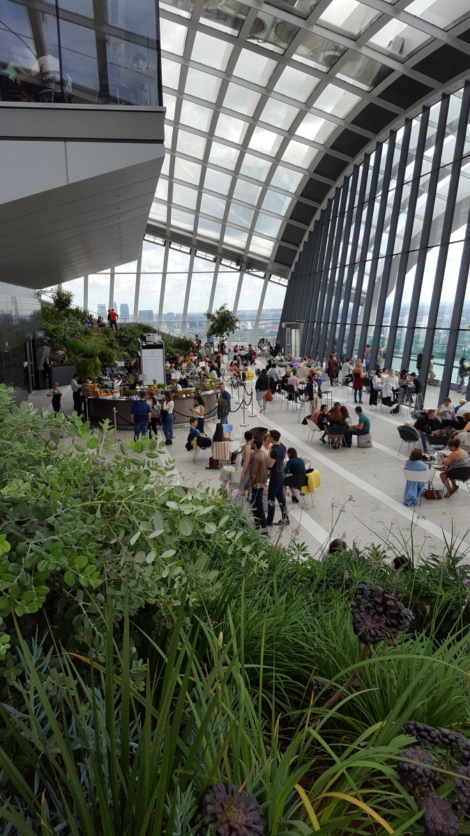 Day Out - 16 Top Tips for Visiting the Sky Garden, London
