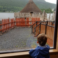 Day Out - Scottish Crannog Centre, Kenmore, Loch Tay