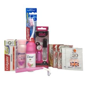 Womens Travel Light Pink