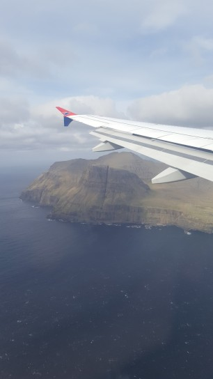 Touching down in the Faroes